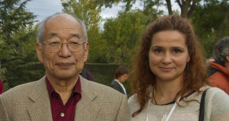Hiroshi Doi si Roman Irina
